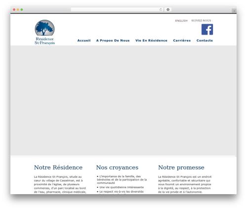 WordPress sitepress-multilingual-cms plugin - residencestfrancois.ca