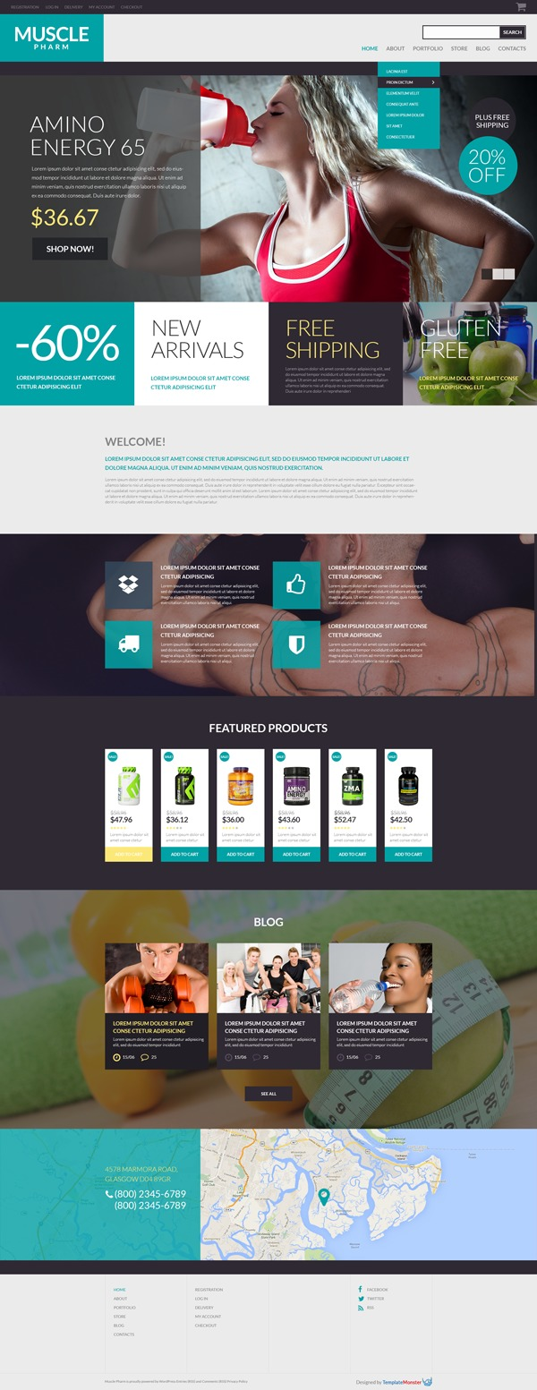theme53286 best WordPress theme