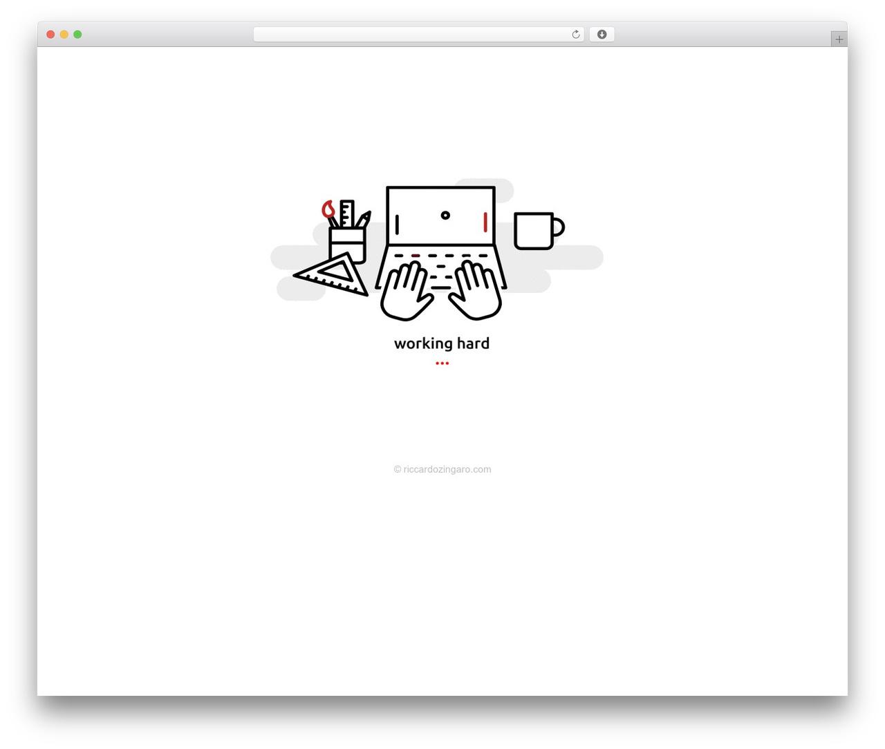 Trvl best WordPress template - riccardozingaro.com