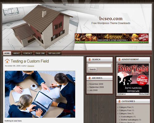 WP theme dreams_construction_wp