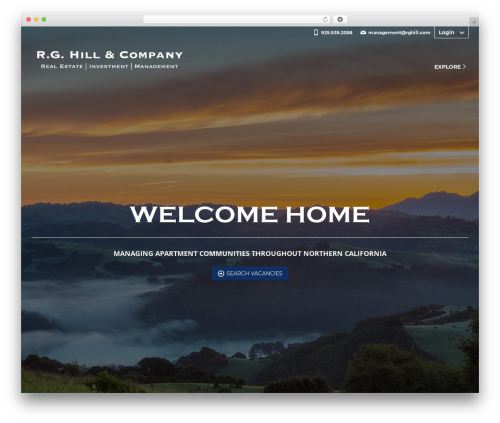 Appfolio Framework (Do not use as active theme) best real estate website - rghill.com