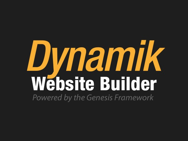 Dynamik-Gen WordPress template