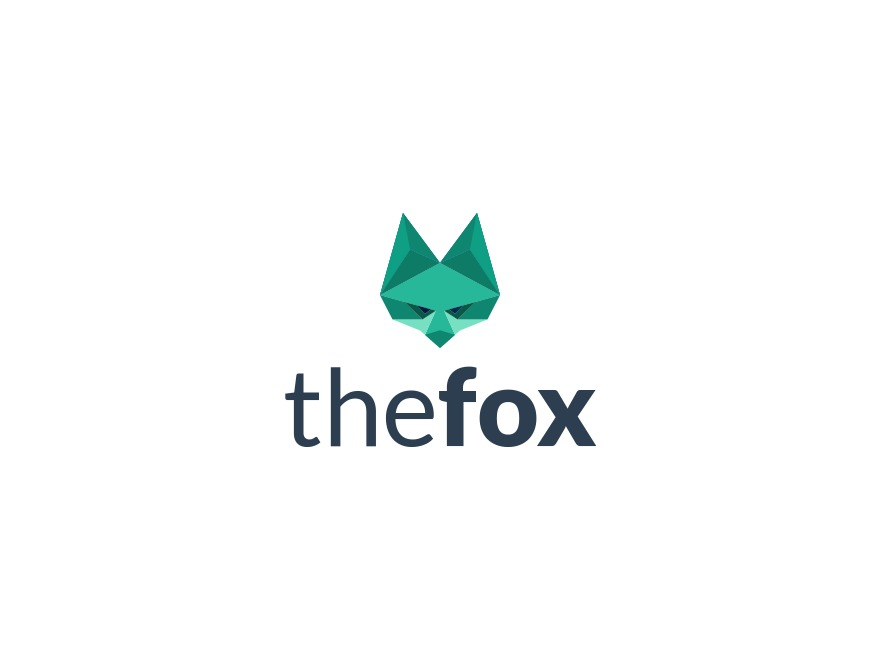 TheFox WordPress template for business