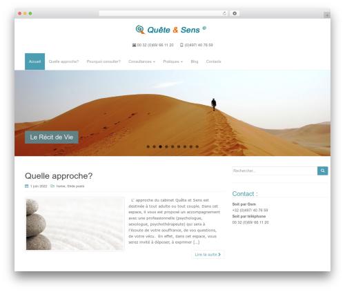 Dazzling WordPress free download - quete-et-sens.be