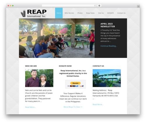 Free WordPress Responsive Facebook Page Plugin plugin - reapint.org