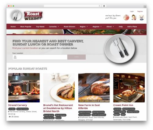 Free WordPress Membership 2 plugin - roastwinner.co.uk