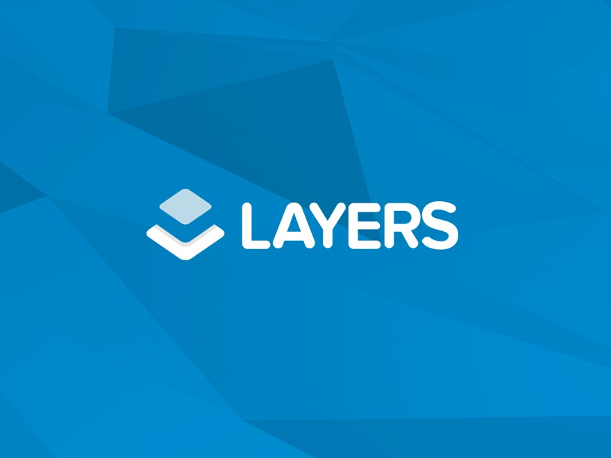 Layers top WordPress theme