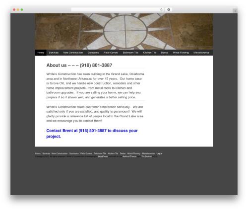 Ashford WP template - whitesconstruction.info