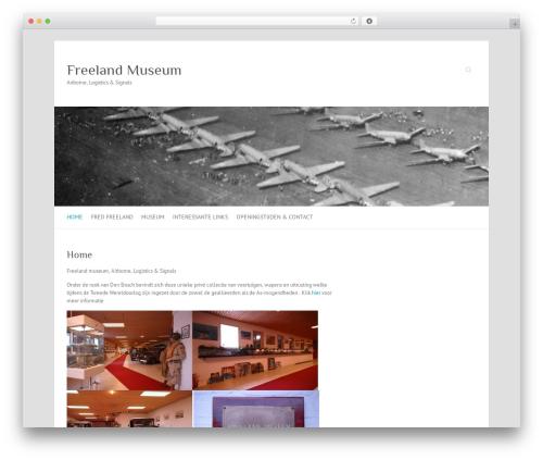 Free WordPress AlphaOmega Captcha & Anti-Spam Filter plugin - freelandmuseum.com