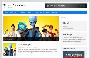 Basico Wordpress Theme WordPress template