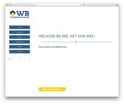 Free WordPress Team Showcase plugin - winterswijksbelang.nl