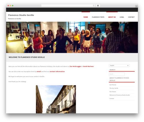 Formation WordPress theme download - flamencostudioseville.com