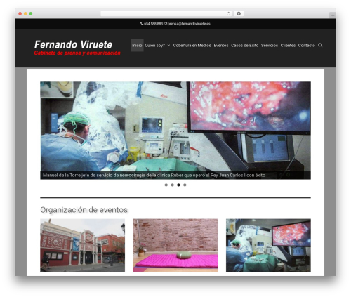 GeneratePress WordPress theme download - fernandoviruete.es