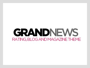 Grandnews Theme best WordPress magazine theme