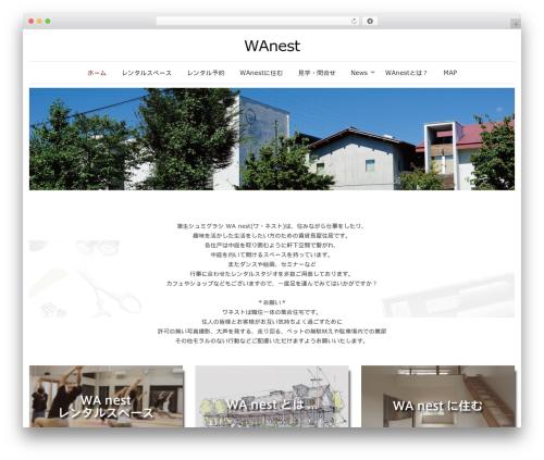 WordPress google-maps-ready plugin - wanest.jp