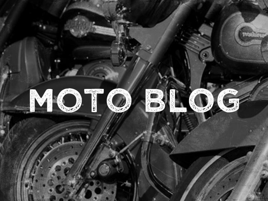 MotoBlog WordPress blog template