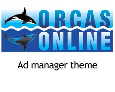 Orcas Online Ads WordPress template