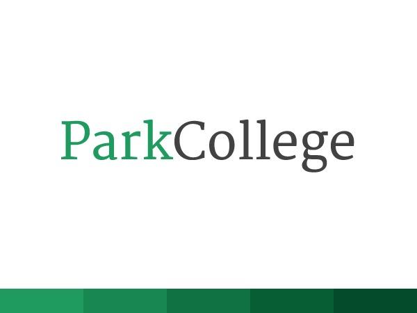 parkcollege (shared on wplocker.com) WordPress website template