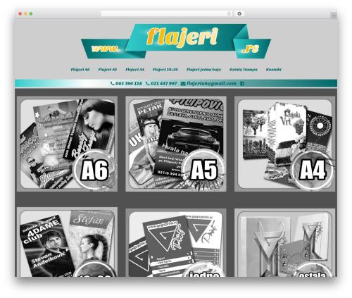 Sydney WordPress theme download - flajeri.rs