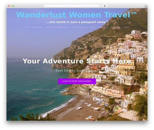 Sydney WP template - wanderlustwomentravel.com