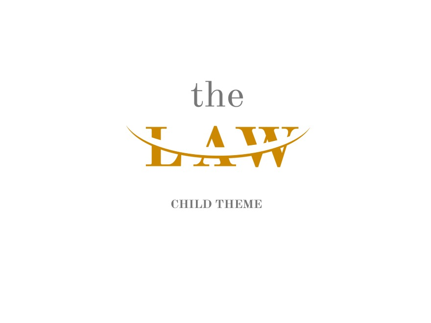 The Law Child WordPress theme