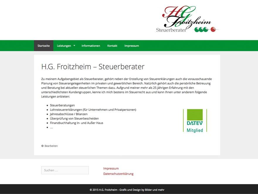 Theme for WiPA-Technik GmbH WordPress theme