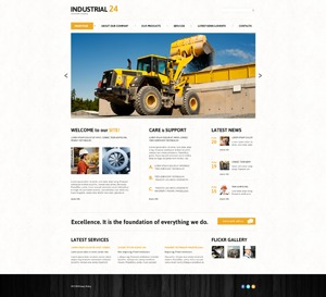 theme47711 WordPress page template