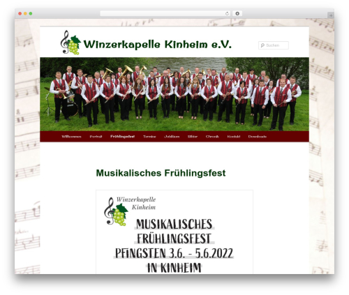 Free WordPress Awesome Flickr Gallery plugin - winzerkapelle-kinheim.de