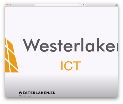 Twenty Seventeen free website theme - westerlaken.eu