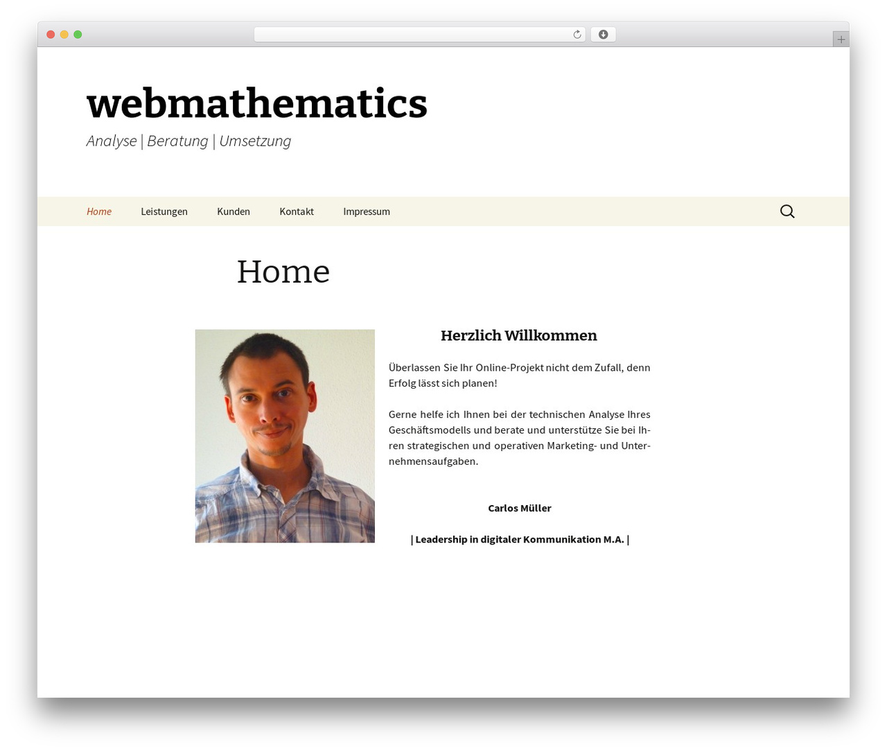 Twenty Thirteen theme free download - webmathematics.de