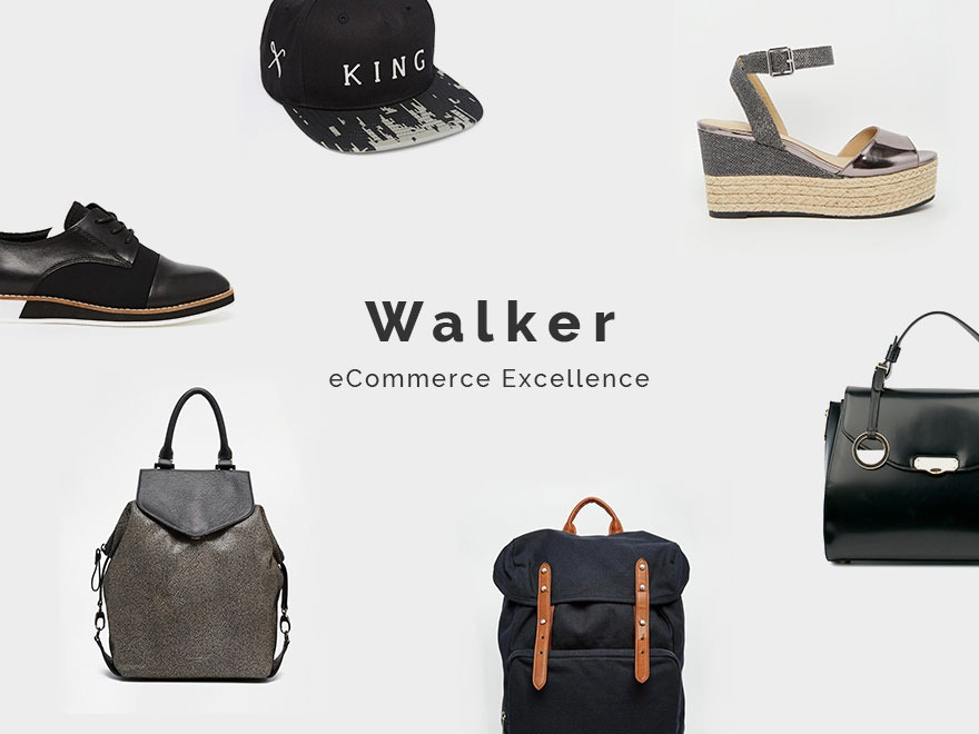Walker WordPress news theme