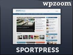 WordPress theme SportPress