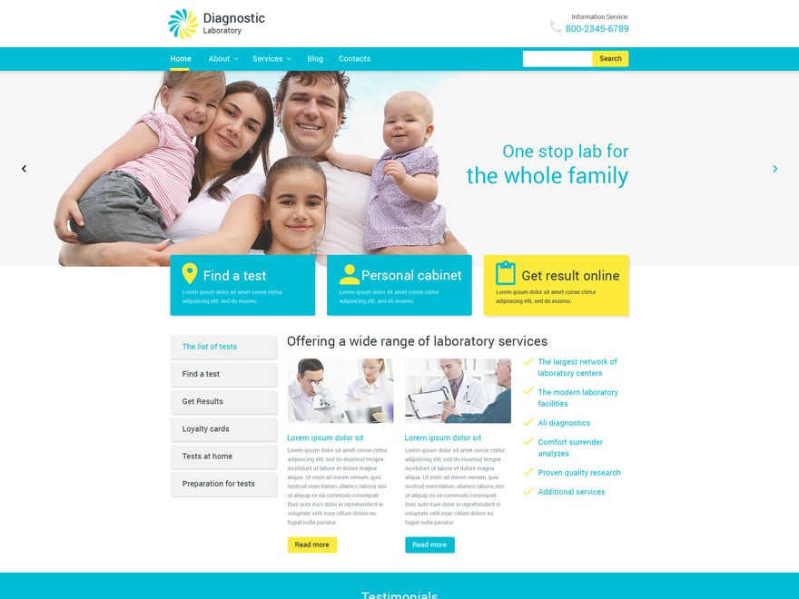 WP template theme53983