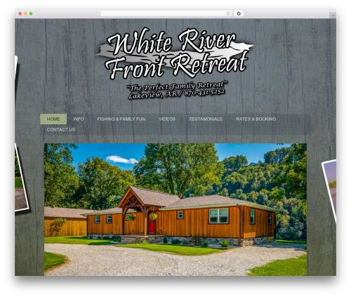 Free WordPress Carousel Slider plugin - whiteriverfrontretreat.com