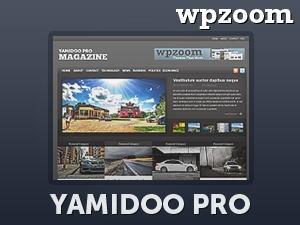 Yamidoo PRO Magazine newspaper WordPress theme
