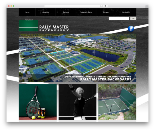 Theme WordPress Theme 1274 - rallymasterbackboards.com