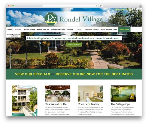 Free WordPress TablePress plugin - rondelvillage.com