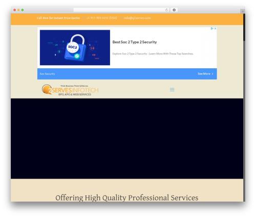 Free WordPress Contact Widgets plugin - q2serves.com