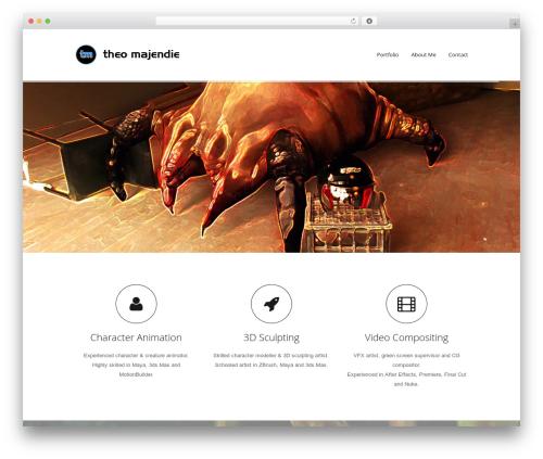 Mova premium WordPress theme - reality-bytes.co.uk