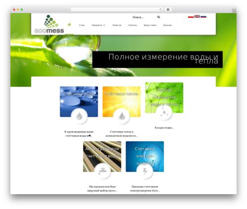Real Property WordPress page template - ru.ecomess.pl