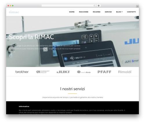 Free WordPress Azera Shop Companion plugin - rimacempoli.it