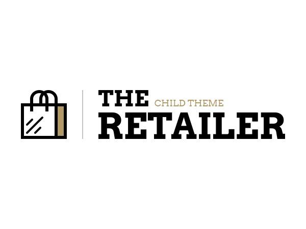 Best WordPress theme The Retailer Child Theme