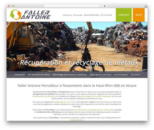 Free WordPress Companion Sitemap Generator plugin - recuperation-recyclage-68.fr
