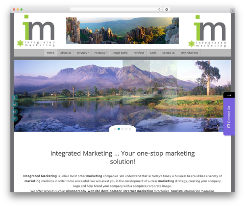 Free WordPress YouTube plugin - integrated-marketing.co.za
