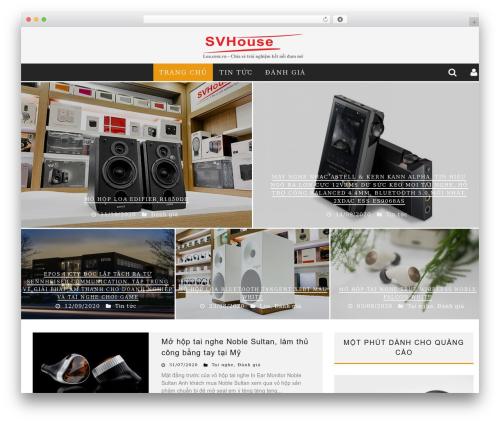 Template WordPress Valenti (shared on wplocker.com) - review.loa.com.vn