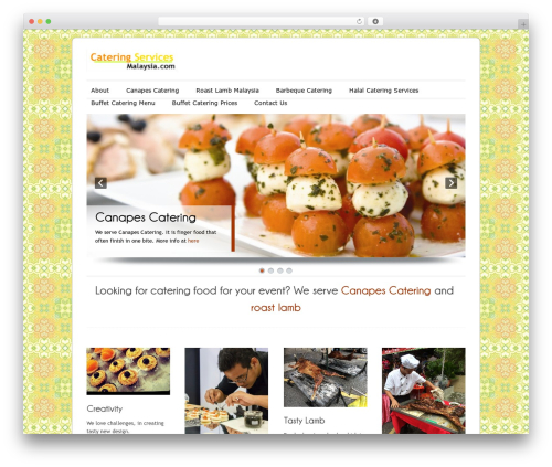 WordPress theme ColorWay Theme - ryansum.com