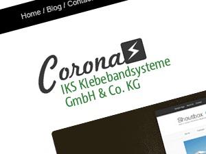 Best WordPress template Corona Child