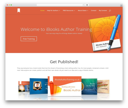 WordPress shortcodekid plugin - ibooksauthortraining.co.uk
