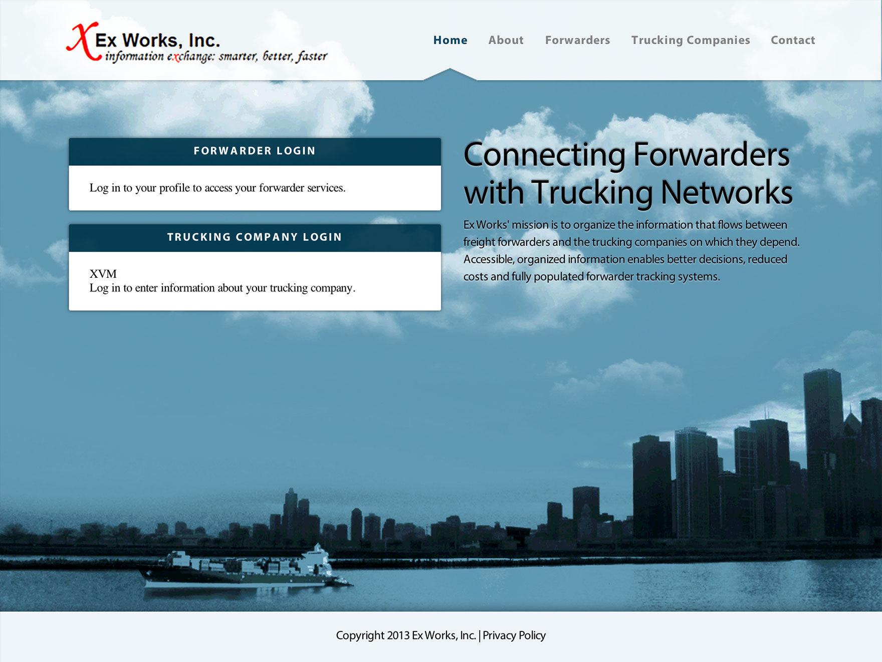 Ex Works, Inc. best WordPress theme