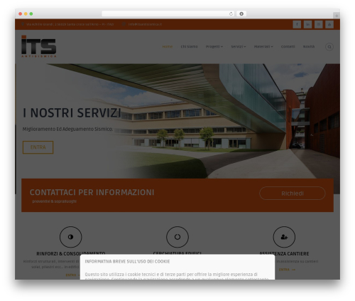 Flash WordPress template free download - itsantisismica.it